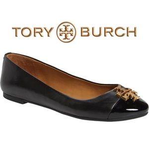 Tory Burch • Cap Toe Ballet Flats • NWT